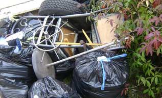 appliance junk removal trashbgone
